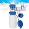 GCSEY Bottiglia del Latte di Campionamento, Bottiglia da 200 Ml di Campionamento Sampler M...