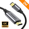 iNassen Cavo da USB Tipo C a HDMI (4K@60Hz), Cavo USB Type C da tipo C a HDMI (Thunderbolt...
