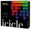 Stringa di luci controllabile tramite Smartphone con 190 LED RGB multicolore