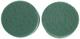 Festool 496510 STF - Feltro speciale verde, diametro 125 mm, confezione da 10 pezzi