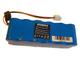 INTENSILO NiMH Batteria 4500mAh (14.4V) per Aspirapolvere Samsung Navibot VCR8855L3B, VCR8...
