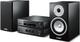 Yamaha MCR-N870D 140W Nero, Argento-Sistema audio a 2 Vie, 50-40000 Hz, nero/argento, corr...