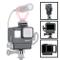 Custodia protettiva ULANZI V2 Custodia a gabbia telaio Vlog per microfono/luce video Compa...