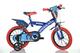 Dino Bikes 163 SPH - Bicicletta Spiderman Misura '' 16 Nuova versione