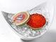 Caviale di salmone in vetro (caviale rosso) (500g)