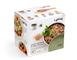 Lékué - Contenitore per preparare Quinoa, riso e cereali in pochi minuti, colore: Verde