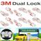 StickersLab - Adesivo Velcro per Fissaggio Telepass Originale 3M Dual Lock (2)
