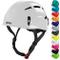 ALPIDEX Casco per Arrampicata de Donna e Uomo Casco Alpinismo en Diversi Colori, Colore:Br...