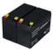 Heib, Batteria di qualità per USV APC Smart-UPS 750, in piombo acido PB, 2 x 12 V, 7,2 Ah