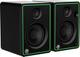 Mackie CR4-XBT (Coppia) Monitor Studio Attive DJ Casse Amplificate Bluetooth 50W