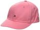 Tommy Hilfiger BB cap Cappello, Pink, M Bimbo