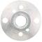 BOSCH 2603345002 - Dado cilindrico per piastre levigatrici in gomma
