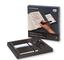 Moleskine Smart Writing Set Notebook e Pen+ Smartpen, Taccuino con Copertina Rigida Nera A...