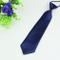 Cravatta elastica per bambini e bambini, tinta unita, per la scuola Nb