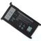 WDX0R T2JX4 3CRH3 FC92N CYMGM Batteria del Computer Portatile Laptop per Dell Inspiron 15...