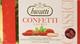Buratti Confetti alla Mandorla Colore Rosso - 1 kg