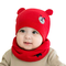 Cappello del Bambino,Cappello del Beanie del Bambino Berretto Cappello Invernale a maglia...