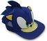 LACKINGONE Sonic The Hedgehog - Cappello da baseball con orecchie
