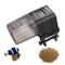 Focuspet Alimentatore Automatico di Pesce, 175ML Dosatore Mangime Automatico per Pesci con...