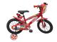 CARS - Bicicletta 16 pollici da 5 a 8 anni (25115), multicolore (Mondo