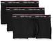 Tommy Hilfiger 3p Lr Trunk Boxer, Nero (Black 990), Medium (Pacco da 3) Uomo