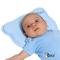 Koala Babycare® Cuscino Neonato Plagiocefalia Sfoderabile (con due Federe) per la Prevenzi...