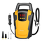 Aitsite Gonfiatore per Pneumatici Digitale, Compressore Aria Portatile Auto Car Air Pump12...