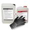 Resina Epossidica Transparente 10,5kg Bicomponente A+B | Transparente Effetto Acqua per cr...