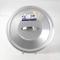 Pentole Agnelli ALMA12960 Coperchio Rotondo Pesante con Ponticello, Alluminio Professional...