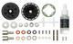 Tamiya 51568 TRF419 - Set differenziale Conico L Oil cap, Pezzo di Ricambio, modellismo, A...