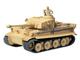 Tamiya 300035227 - Carroarmato della II Guerra Mondiale Tiger I Initial, Scala: 1:35