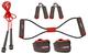 Schreuders Sport Avento Acciaio 6Parti Fitness Set, Unisex, 41VE-GRR-Uni, Grey/Pink/Black...