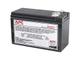 APC APCRBC110 - Pacco Batterie Sostitutive per APC UPS BR550GI, BX700UI, BX700U-GR
