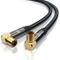 3m Cavo Antenna a Gomito 90 Gradi maschio femmina - Serie Premium professionale - DVB-T Di...
