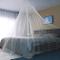 Sekey 60x250x1200cm Zanzariera per letto singolo e doppio, 1 ingresso, in rete, con zanzar...