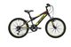 "ATALA Bicicletta Bambino Sniper 6V Ruota 20"" Nero Giallo 2019"