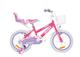 """Atala Mountain Bike 16"""" Ballerina Fuchsia Neon"""