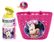 Stamp K862508 - Cestino + Campanello Minnie, Colore: Rosa