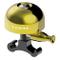 LEZYNE Classic Brass Bell Campanello per Bici, Nero, M