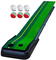 KJRJKD Interni   Outdoor Golf Putt, Putting Green Mat, Articoli da Regalo minigolf Pratica...