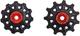 Campagnolo Schalträdchen-2651121102, 2651121102-Ragazze, 8,4 mm, colore: Nero Unisex-adul...