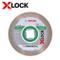 Bosch Professional 2608615164 Disco Diamantato per Ceramica, X-LOCK, Ø125 mm, Diametro Ø:...