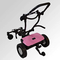 XINTONGSPP Pieghevole elettrica High-End Golf Car, Leggero a Quattro Ruote del Carrello di...