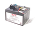 APC RBC48 - Pacco batterie sostitutive per UPS APC - SMT750I