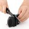 Ruichy affila coltelli forbici da cucina macchina Black