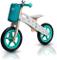 Kinderkraft Runner Stars - Bici senza pedali in Legno, Con Borsa E Campanello, per Bambini...