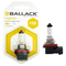BALLACK 1178242 Lampadina Alogena Original H8, 12V 35W