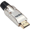 TRU Components HDMI STECKER METALLAUSF HRUNG Hell