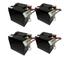WSB - Batteria di ricambio per Smart-UPS 5000VA - SUA5000RMI5U Plug & Play 2 X RBC55