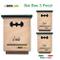 BOXLUM 3 Batbox per Pipistrelli Box casetta Nido in Legno Contro Le zanzare